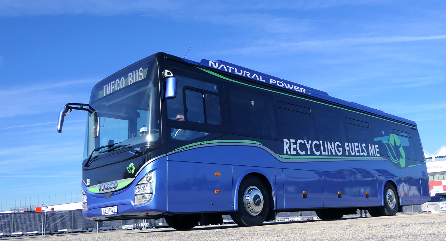 IVECO CROSSWAY NP NF sby 2020